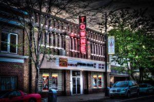 Towne Theatre in Ephraim, Utah